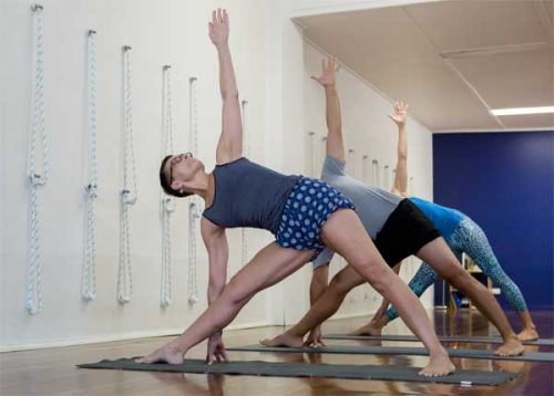 yoga for beginners in lismore