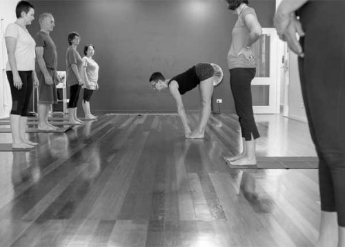 yoga workshops lismore