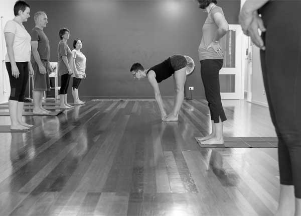 yoga workshops lismore